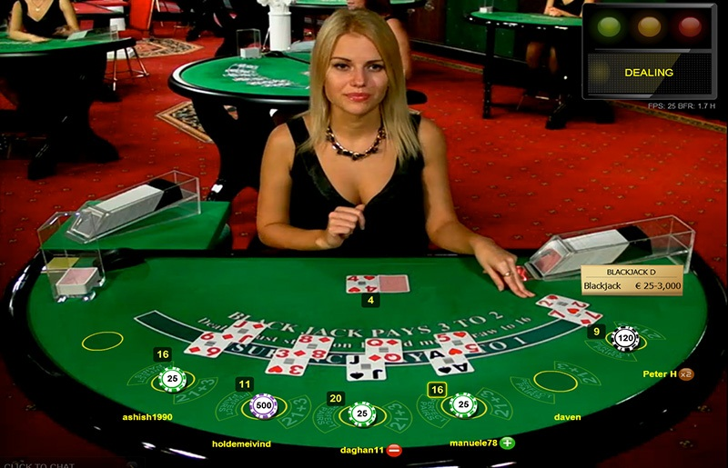 Simple Tips To Get The Best Web-Based Casino Black-jack Game