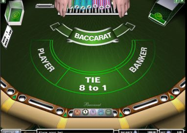 Play Baccarat like Pro with Less Gaming Skills