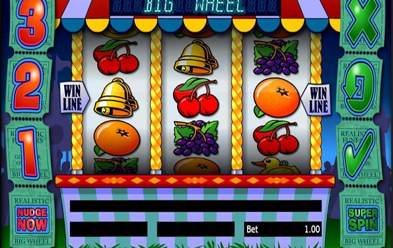 4 wrong things that beginners do when playing an online slot machine game