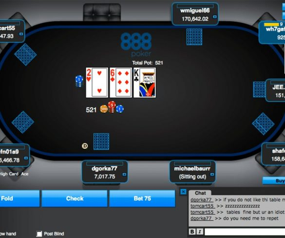 Benefits Of Using An Internet Holdem Poker Grinding Crawler